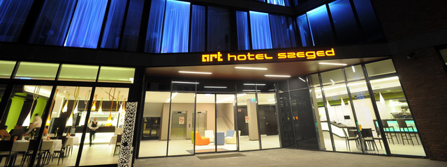 Art Hotel Szeged